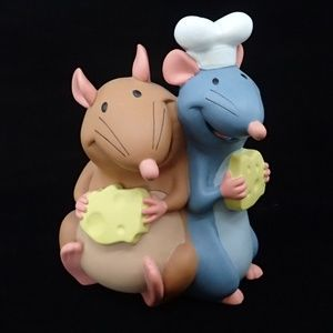 Disney Ratatouille Piggy Bank - New